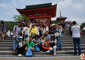 """""""มัชรูมทราเวล"""" ท่องเที่ยวและดูงาน ณ ประเทศญี่ปุ่นประจำปี 2558"""
