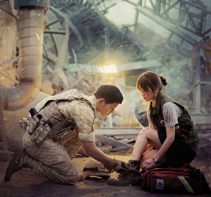 Descendants of the Sun ภาค2