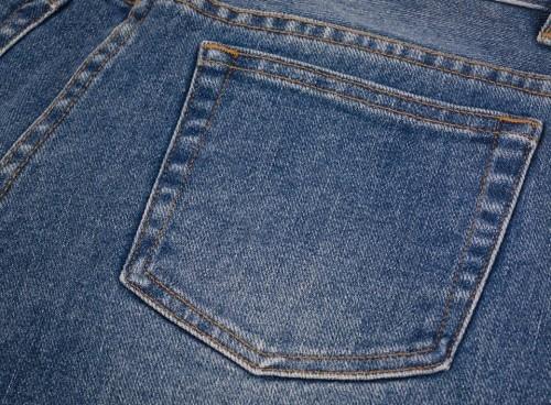 กางเกงยีนส์แบรนด์ A.P.C.
