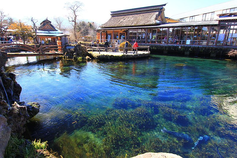 Image result for หมู่บ้านน้ำใสโอชิโนะฮัคไค