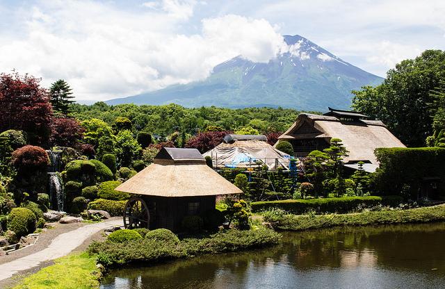 หมู่บ้านโอชิโนะฮัคไค