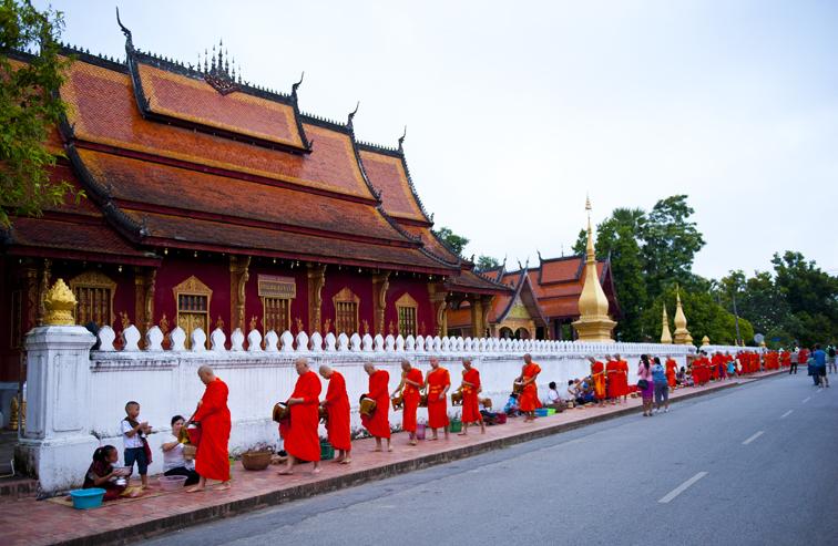 แพ็คเกจทัวร์ลาว หลวงพระบาง 3วัน 2คืน บิน Lao Airlines