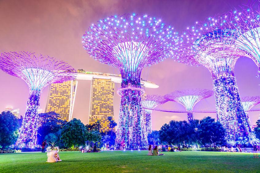แพ็คเกจทัวร์สิงคโปร์ Garden By The Bay 3วัน 2คืน