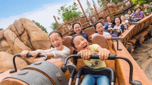 Cr : shanghaidisneyresort.com