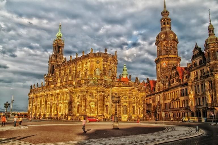 เมืองเดรสเดน (Dresden) เยอรมัน