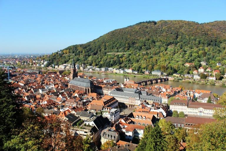 เมืองไฮเดลแบร์ก (Heidelberg) เยอรมัน
