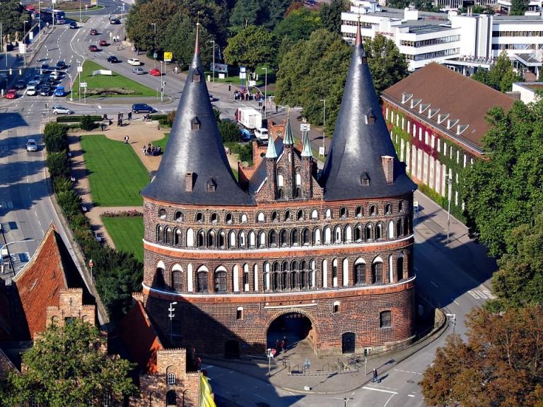 เมืองลือเบกค์ (Lubeck) เยอรมัน