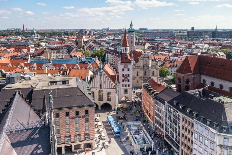 เมืองมิวนิก (Munich) เยอรมัน