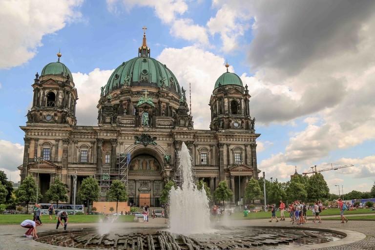 กรุงเบอร์ลิน (Berlin) เยอรมัน