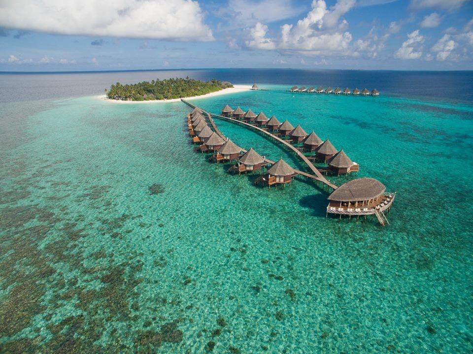 แพ็คเกจทัวร์มัลดีฟส์ Angaga Island Resort&Spa 3วัน2คืน