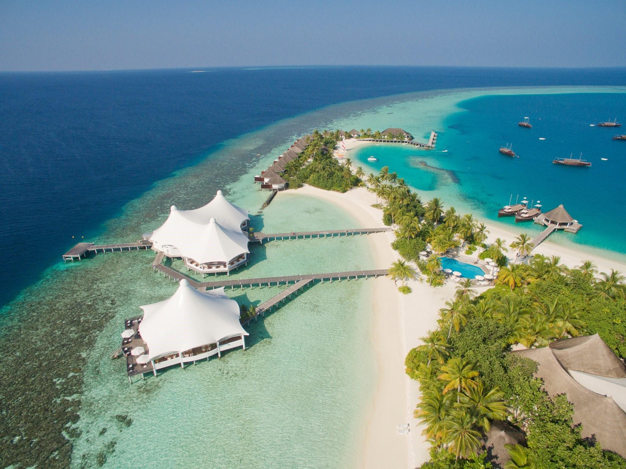 แพ็คเกจทัวร์มัลดีฟส์ Safari Island Resort & Spa 3วัน 2คืน
