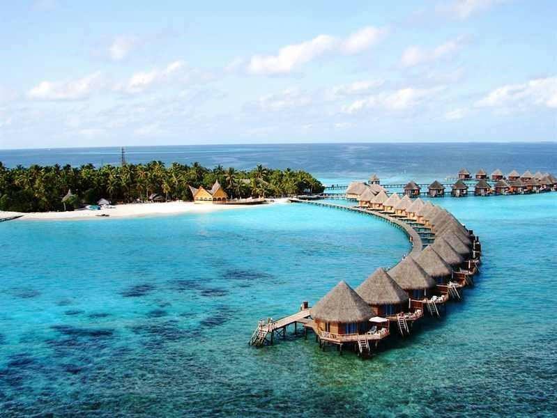 แพ็คเกจทัวร์มัลดีฟส์ Thulhagiri Island Resort 3วัน 2คืน