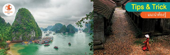 เรื่อง Basics ที่คุณควรรู้ ก่อนจะ ไปเที่ยวเวียดนาม