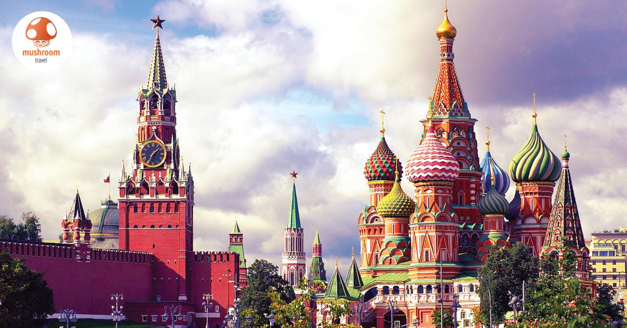 เที่ยวรัสเซีย เดือนไหนดี