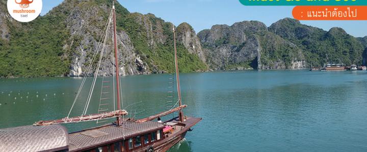 เที่ยว เวียดนาม ประหยัด ไม่ถึง 10,000 บาท ไปไหนได้บ้าง…?!