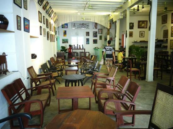 ร้านอาหาร ในย่างกุ้ง