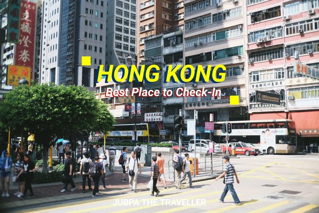 Hong Kong Check in