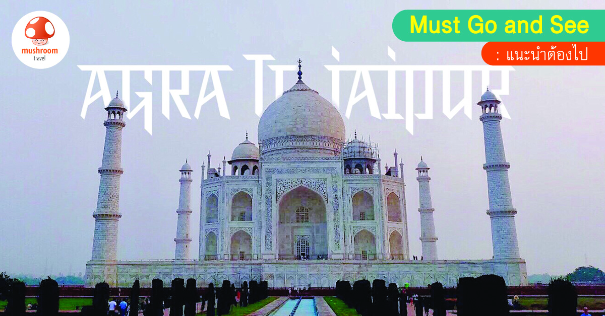 ไปเที่ยวอินเดีย