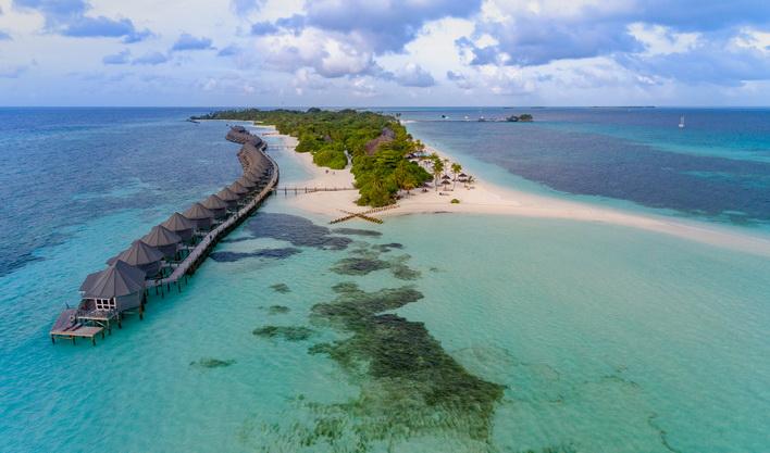 ClubMad Finolho Villas,Maldives 3วัน2คืน