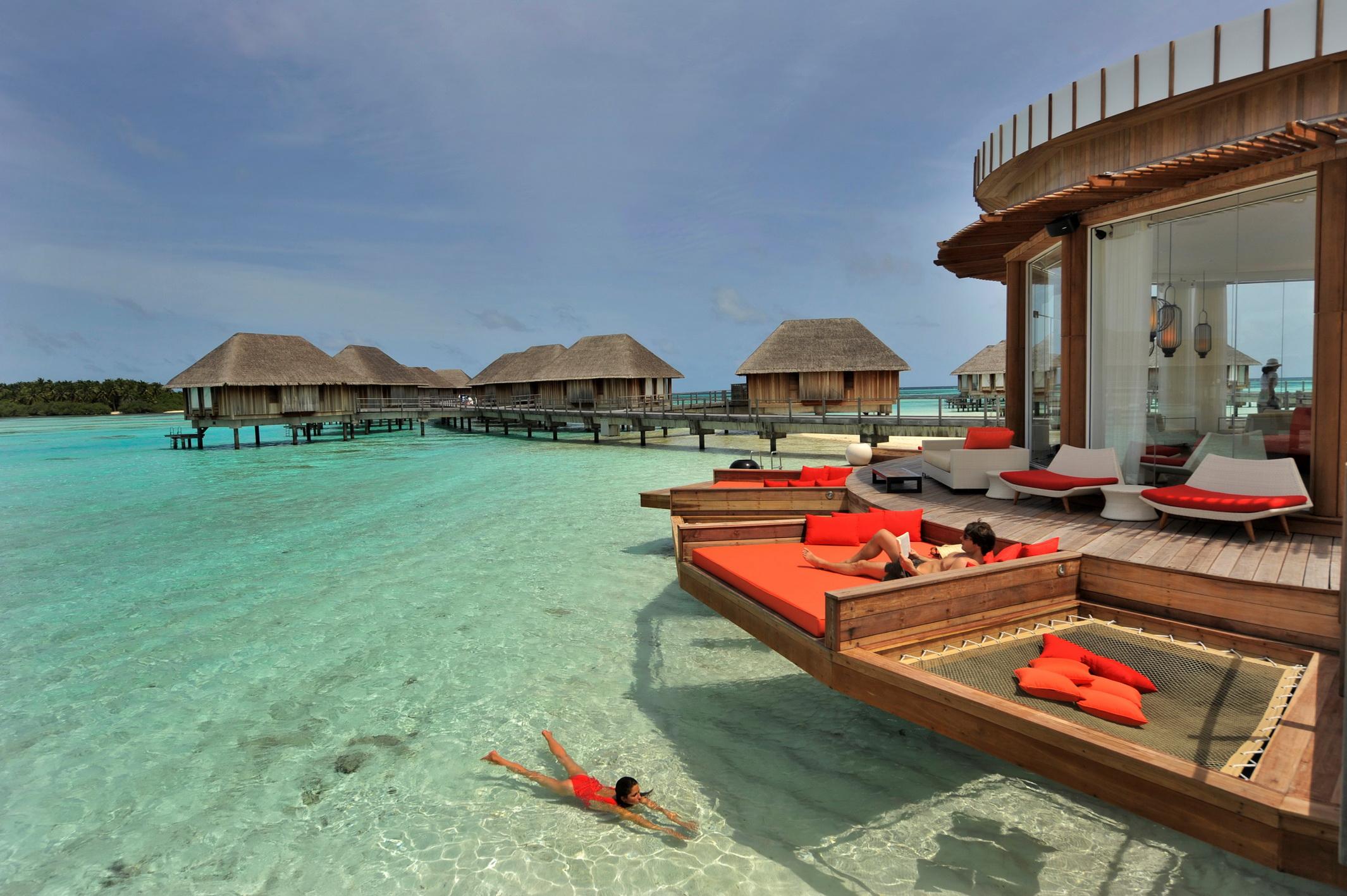 Club Med Kani, Maldives 3 วัน 2 คืน บินBangkok Airways