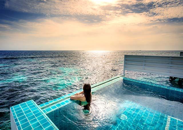 Centara Grand Island Resort & Spa Maldives 4วัน3คืน,5วัน4คืน ไม่รวมตั๋วเครื่องบิน