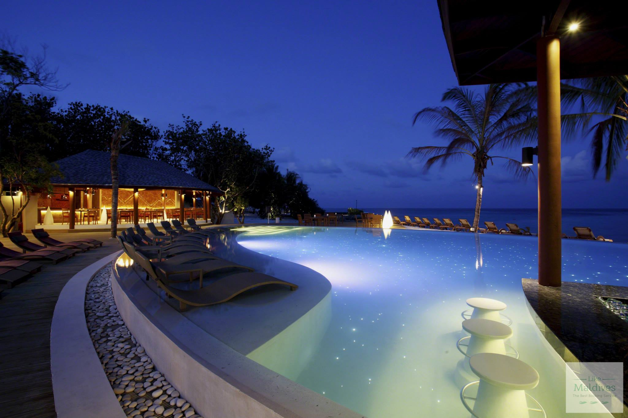 Centara Ras Fushi Resort All Inclusive ไม่รวมตั๋วเครื่องบิน ราคาเริ่มต้น 19,900 บาท