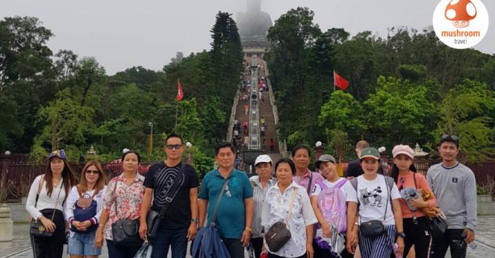 กรุ๊ปส่วนตัว VIP เดินทางท่องเที่ยว ฮ่องกง วันที่ 10 – 13 ก.ค. 2562