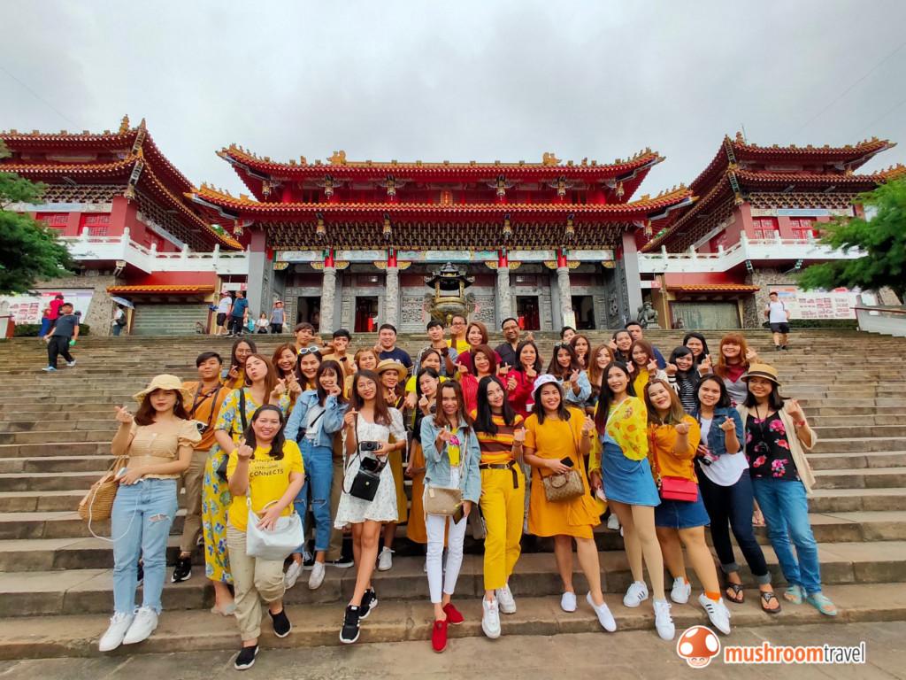 Mushroom Travel Staff Outing 2019 ลั้ลลาไต้หวัน