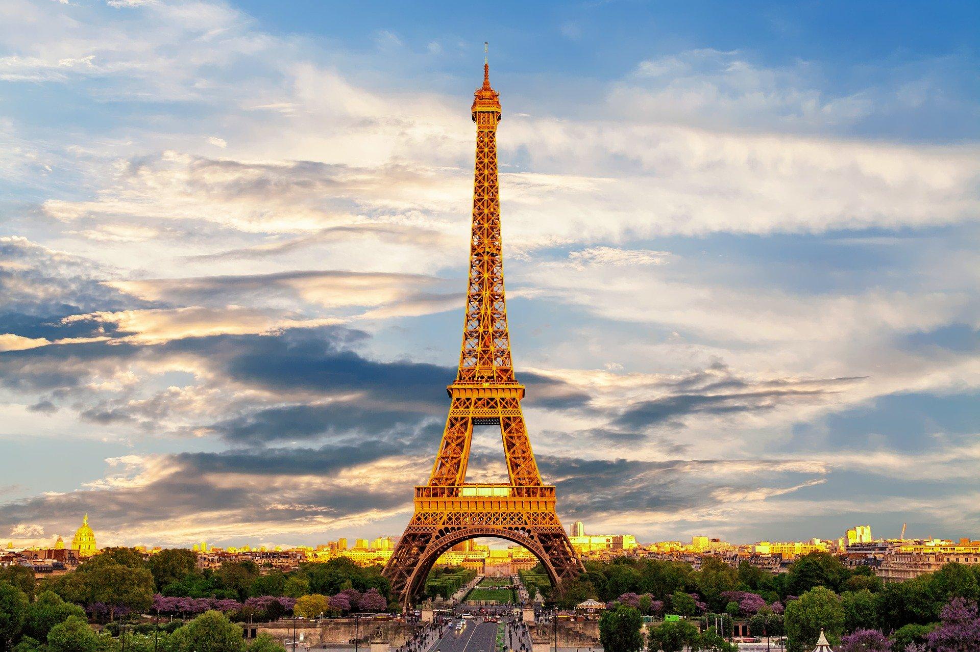 Package France 8D5N ไม่รวมตั๋วเครื่องบิน เที่ยวด้วยตัวเอง ราคาเริ่มต้น 44,900 บาท เหมาะสำหรับผู้ที่ใช้ภาษาอังกฤษได้เท่านั้น