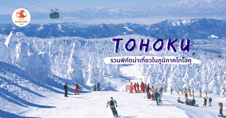 รวมพิกัด เที่ยวโทโฮคุ อีกหนึ่งเส้นทางเที่ยวญี่ปุ่นที่ไม่ควรพลาด!
