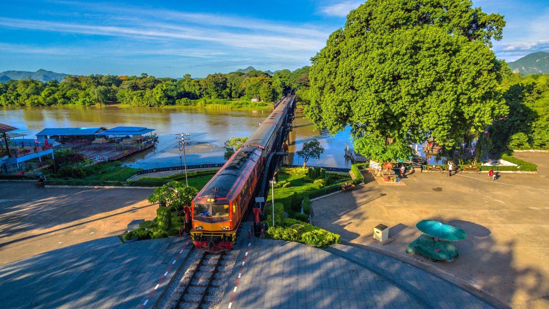 แพ็คเกจกาญจนบุรี 3วัน 2คืน รับส่งโดยรถตู้ เที่ยวแบบ Private ราคาเริ่มต้น 7,500 บาท