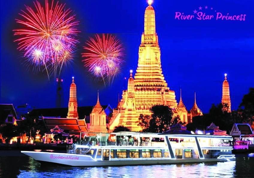 MUSHEASY 095 ล่องเรือ River Star Princess Cruise โปรโมชั่นสุดคุ้ม จาก 1,600 บาท เหลือเพียง 699 บาท เท่านั้น!! เริ่ม 1-31 มี.ค 64